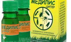 Борьба с насекомыми Медилис Ципер