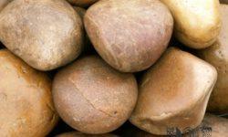 речной камень арбуз